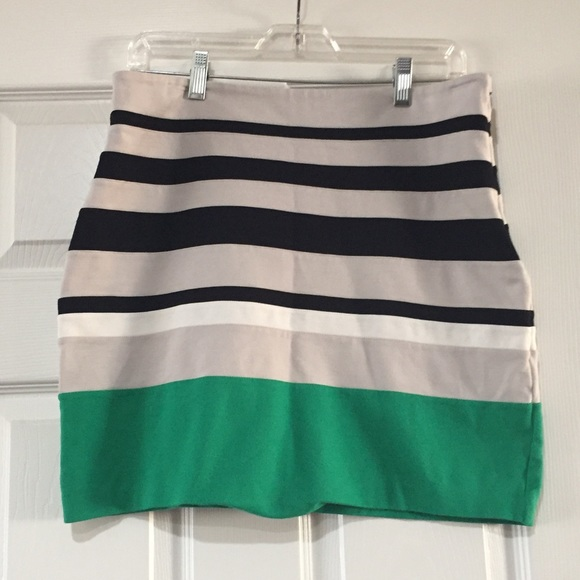 Express Dresses & Skirts - Adorable Stripped Express Skirt